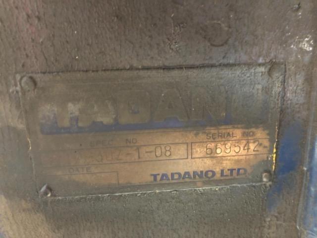 Продажа манипулятора TADANO TM 30/4 БУ