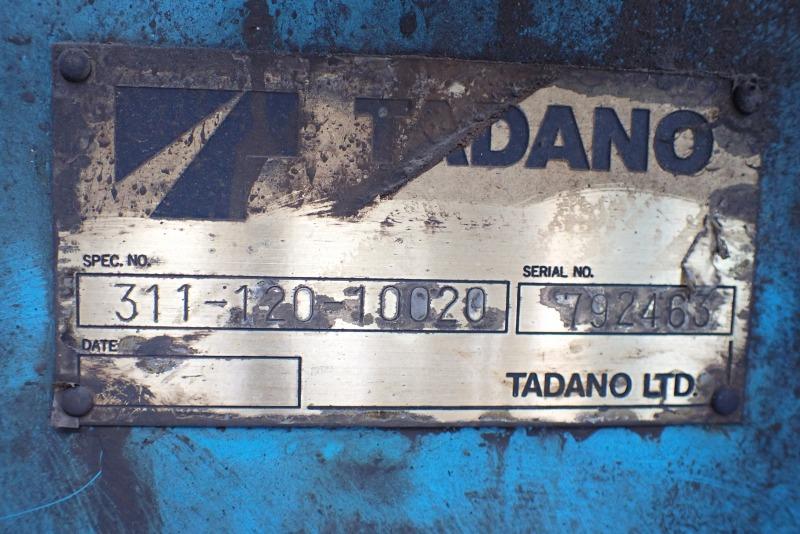 Продажа манипулятора TADANO TMZ 293 H БУ