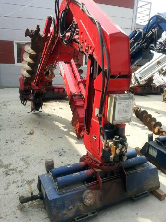 Продажа ямобура DH SUPER 3000 auger crane (07г) БУ