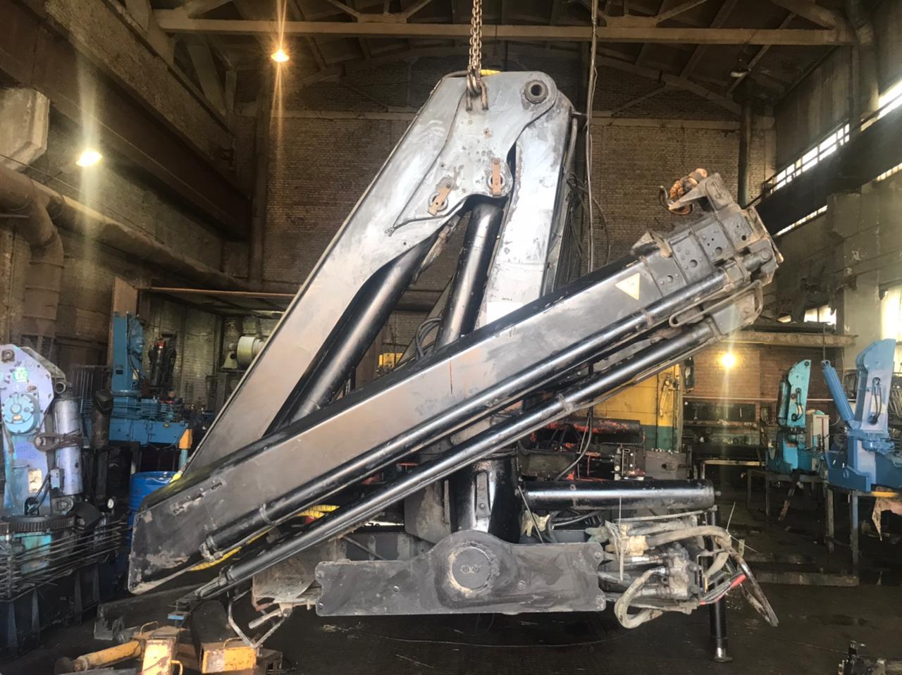 Продажа гидроманипулятора Hiab 122.3 БУ