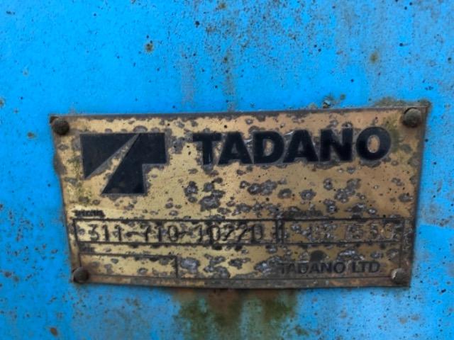 Продажа манипулятора TADANO TMZ364 БУ