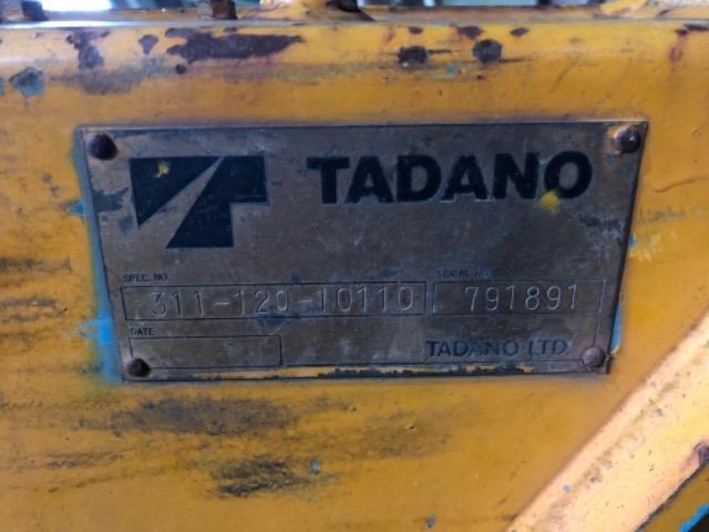 Продажа манипулятора TADANO TMZ293 БУ