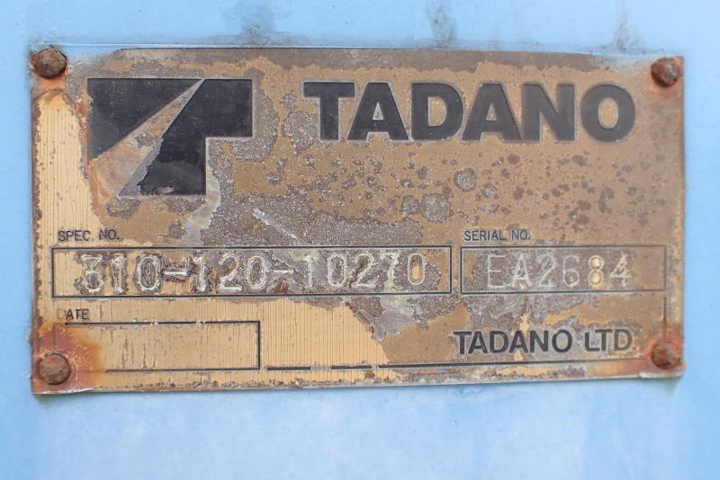 Продажа манипулятора TADANO TMZ304 БУ