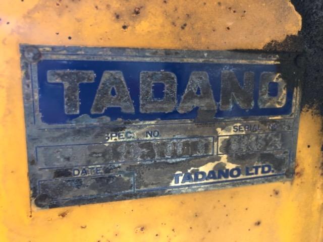 Продажа манипулятора TADANO TMZ294 БУ