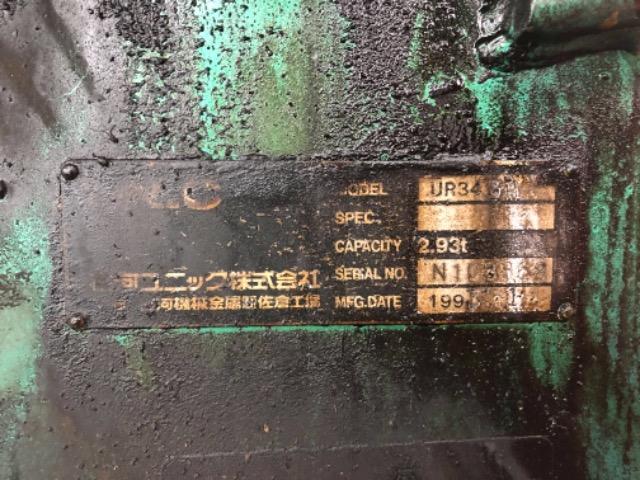 Продажа манипулятора UNIC UR343H БУ