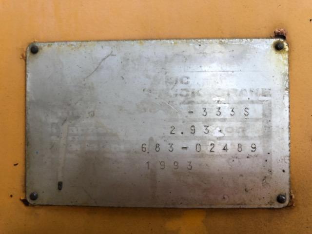 Продажа манипулятора KATO KS33/3H БУ
